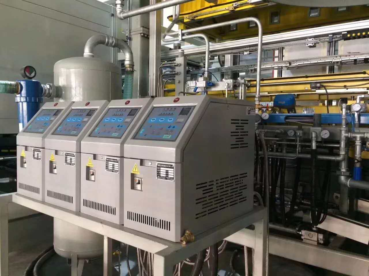 DO YOU KNOW THE APPLICATION OF MOLD TEMPERATURE MACHINE IN INJECTION MOLDS?