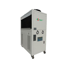 Ndetated Eco-friendly Low Temperature Air Cooled Industrial Chiller