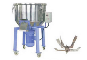 Ndetated Self-standing Mixer
