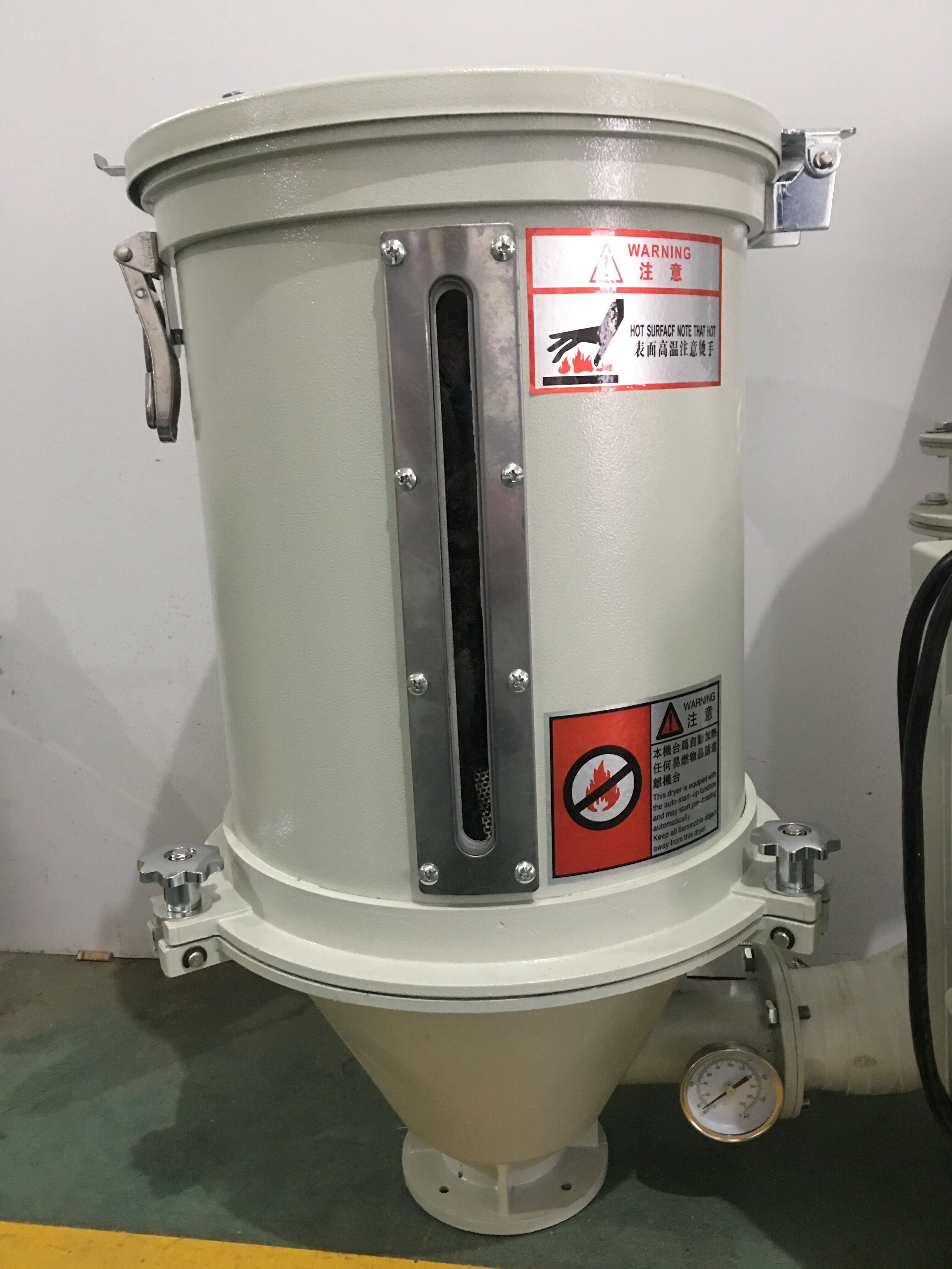 Ndetated High Quality Hot Air Dryer